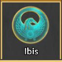 Ibis Amulet Icon