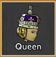 Queen Hat Icon