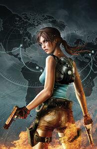 Lara Croft and the Frozen Omen/Выпуск 2