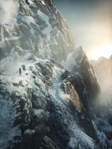 Rise of the Tomb Raider - Screenshot - Berg