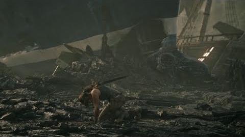 "Tomb Raider DE ""Turning Point"" Debut Trailer"