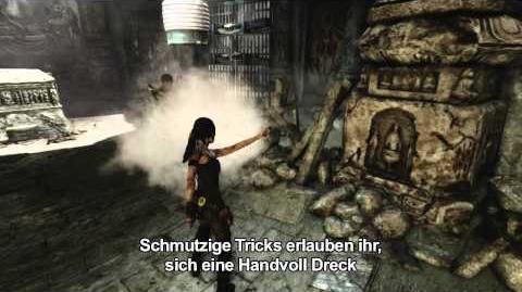 TOMB RAIDER Leitfaden zum Überleben - Episode 3 Gameplay-Trailer