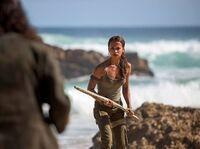 Tomb Raider 2013 Film Bild 03