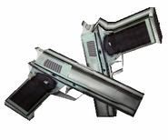 Pistols whitebackground