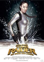 Lara Croft- Tomb Raider - Die Wiege des Lebens Filmplakat