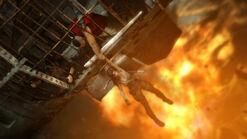 TR9 Screenshots v1 Lara Infiltration