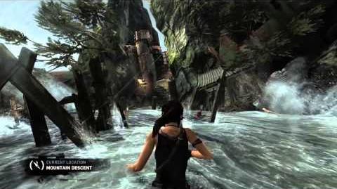 TOMB RAIDER - Walkthrough Video - Teil 1