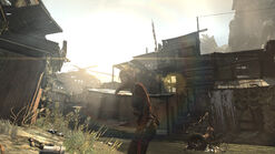 TR9 Screenshots v1 Lara SolariiVillage 03
