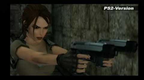 Tomb Raider Legend - Eidos Interactive Preview