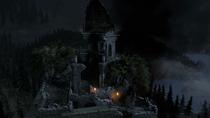 Rise of the Tomb Raider - Screenshot - Ruine Nachts