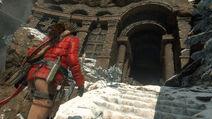 Rise of the Tomb Raider - Screenshot - Grabeingang