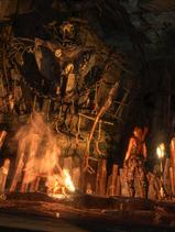 Rise of the Tomb Raider - Screenshot - Baba Yaga 02