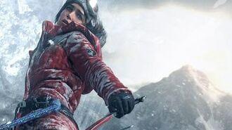 """Rise of the Tomb Raider"" (2015) — Геймплей с ""E3 2015"""