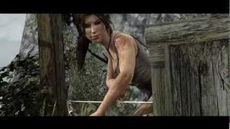 Tomb Raider Trailer 2013