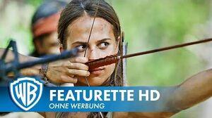 Tomb Raider 2018 - Featurette
