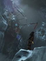 Rise of the Tomb Raider - Screenshot - Lara Schiff