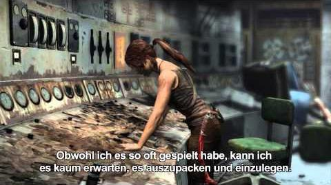 "TOMB RAIDER ""The Final Hours"" - Episode 6 Web-Dokumentation"