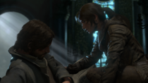 Rise of the Tomb Raider - Screenshot - Lara & Jacob