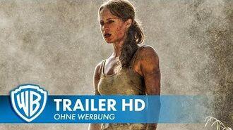 Tomb Raider 2018 - Trailer 1