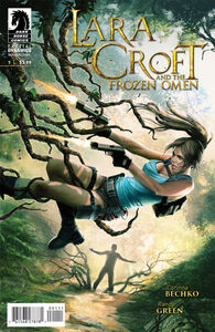 Lara Croft and the Frozen Omen/Выпуск 1
