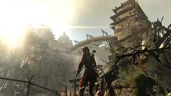 TR9 Screenshots v1 Lara SolariiVillage 04