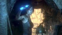 Rise of the Tomb Raider - Screenshot - Lara Knicklicht