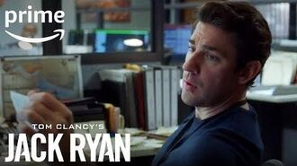 Tom Clancy's Jack Ryan - Presidents Prime Video