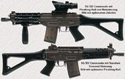 Sig 552commando all