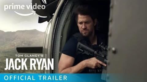Tom Clancy's Jack Ryan Season 2 - Official Trailer Prime Video
