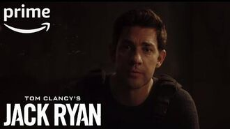 Tom Clancy's Jack Ryan - Teaser The Reveal Prime Video