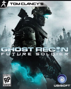 Ghost Recon Future Soldier Cover