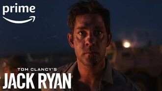 Tom Clancy's Jack Ryan – Super Bowl Commercial Prime Video