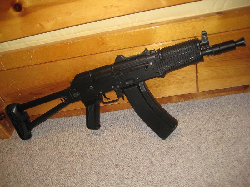 AKS-74U   Jack Ryan Wiki   FAN...