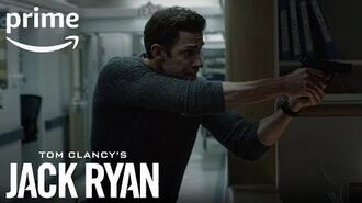 Tom Clancy's Jack Ryan – Teaser First One Prime Video