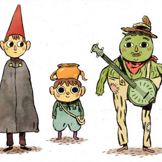 add an image - Over The Garden Wall Streaming