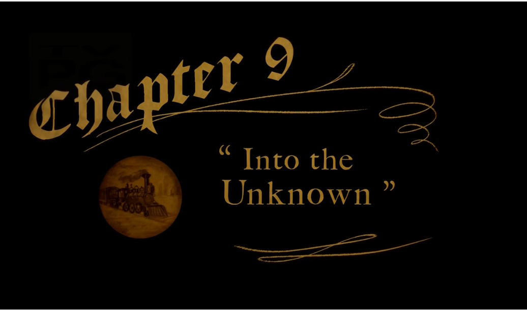 Into the unknown chapter over the garden wall wiki - Over the garden wall episode list ...