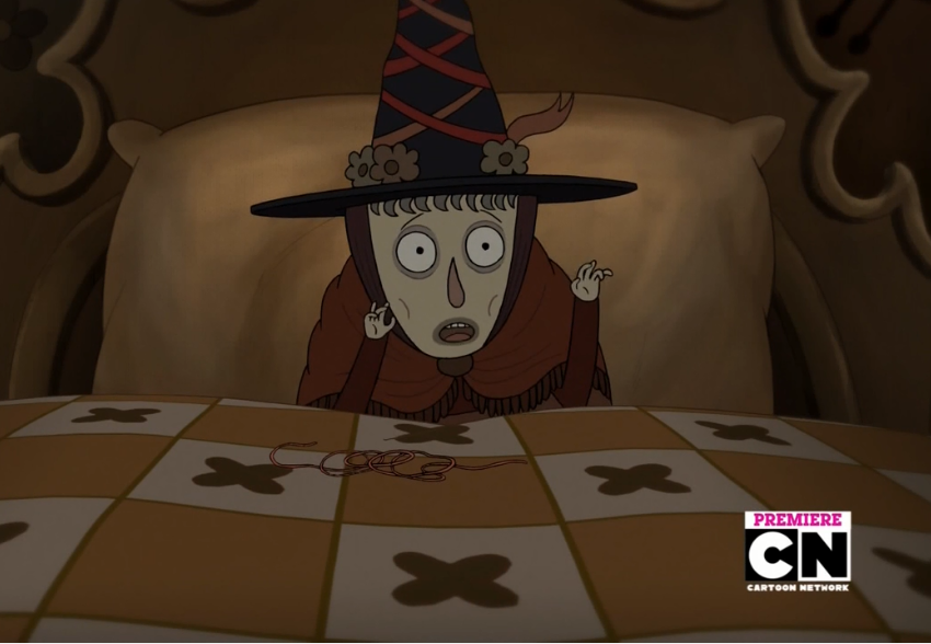 Adelaide Over The Garden Wall Wiki Fandom Powered By Wikia