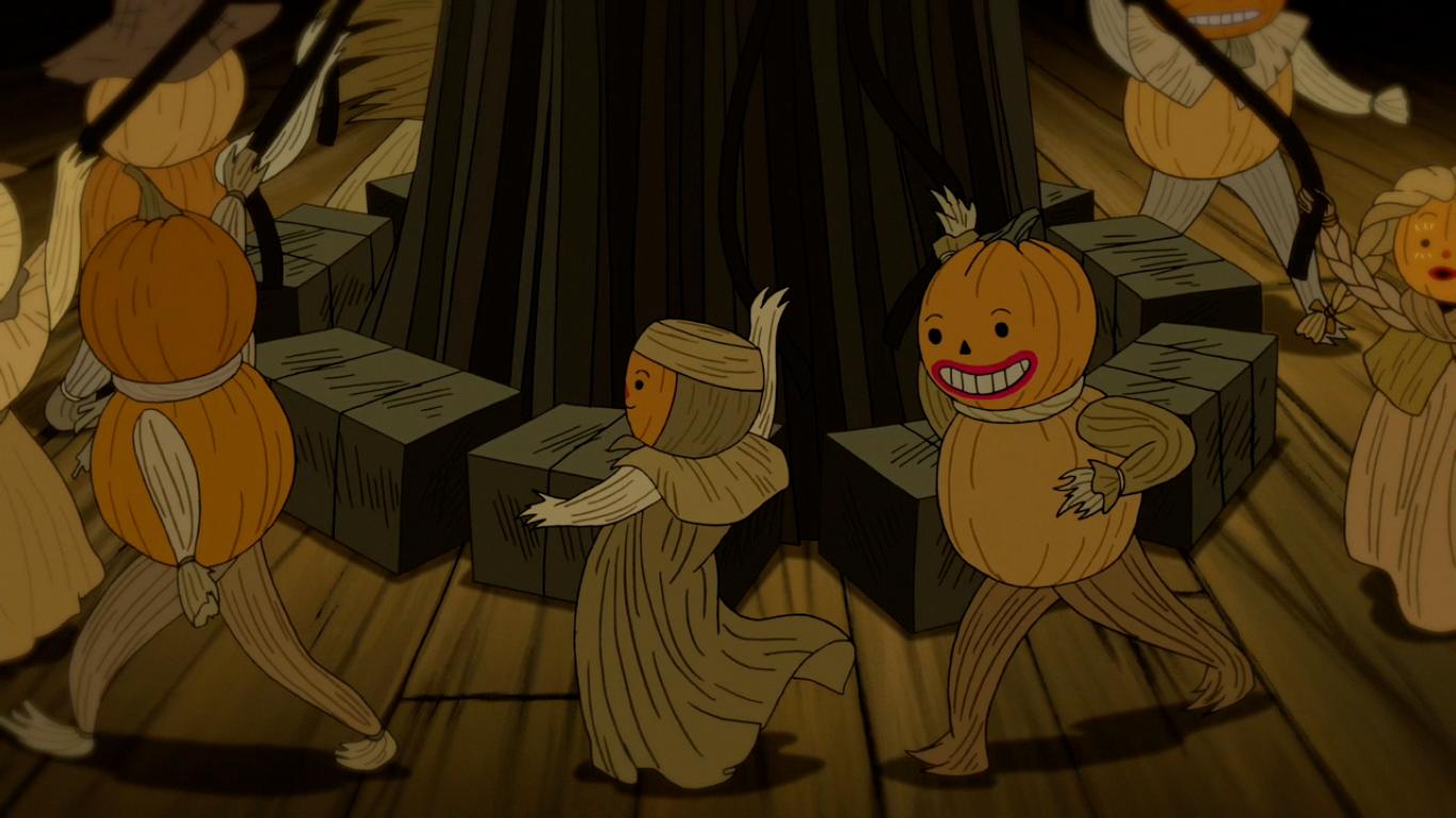 Pumpkin People Over The Garden Wall Wiki Fandom