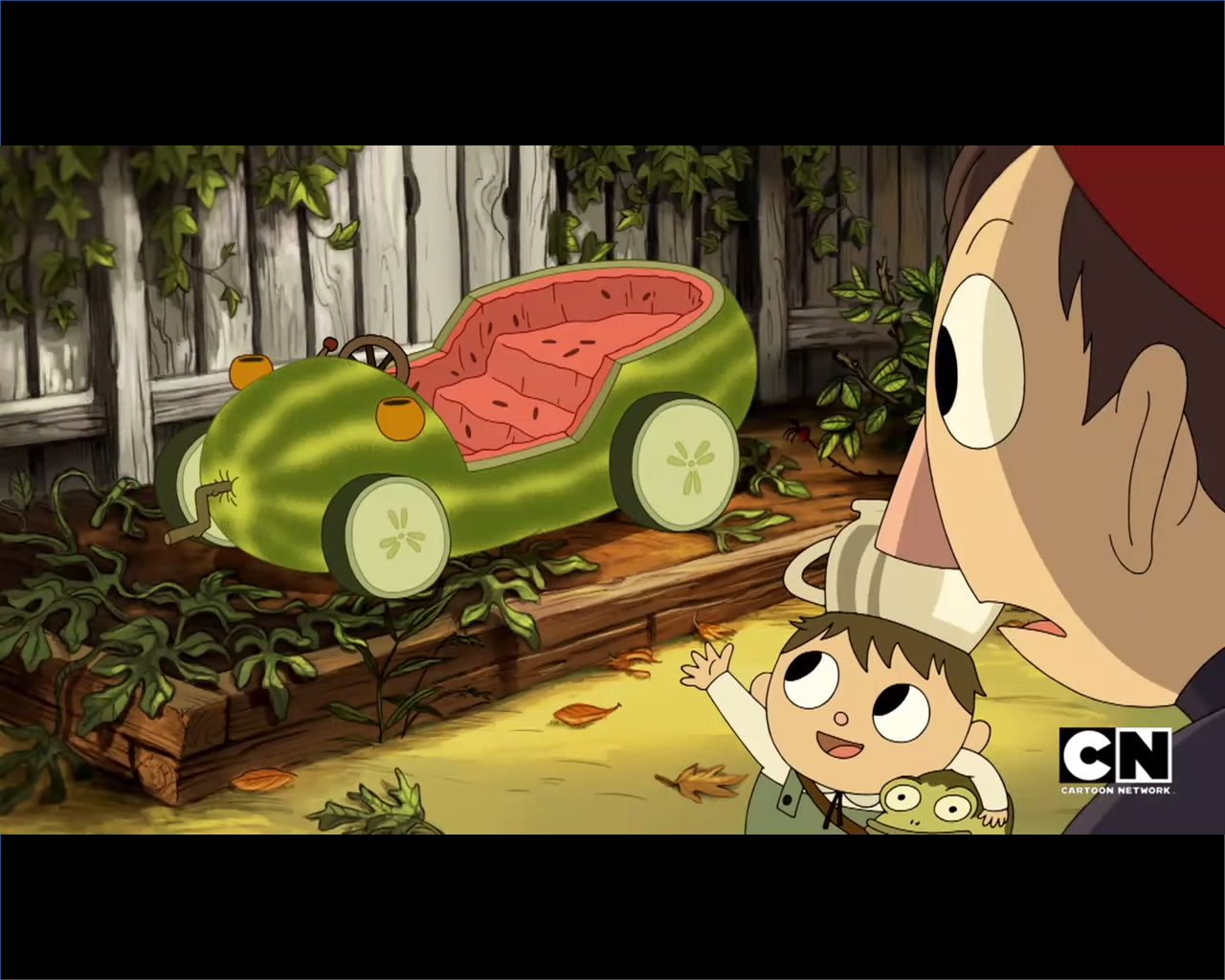 Vegetable Car   Over the Garden Wall Wiki   FANDOM powered by Wikia