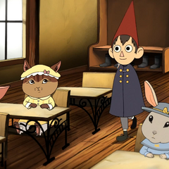 Piglet, Kitten, Wirt, Bunny, Pug, and Fox.