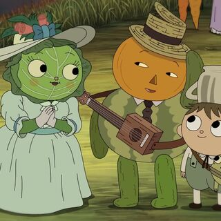 tomeoftheunknownjpg - Over The Garden Wall Streaming
