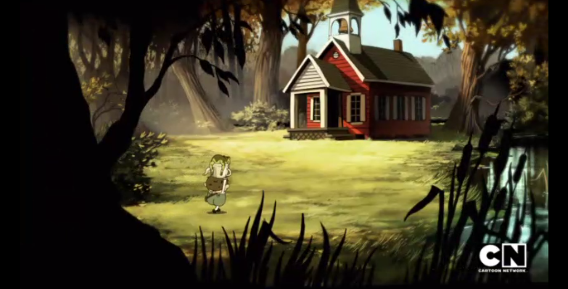 School House Over The Garden Wall Wiki Fandom Powered By Wikia
