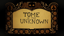 Tome of the Unknown