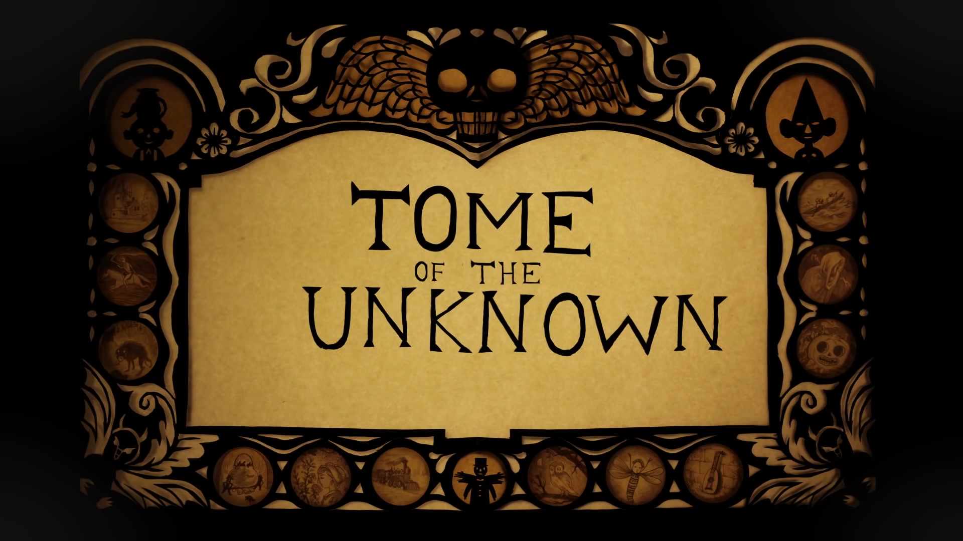 Tome Of The Unknown Over The Garden Wall Wiki Fandom Powered By