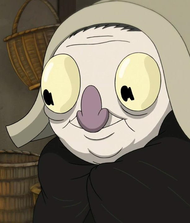 Auntie Whispers Over The Garden Wall Wiki Fandom Powered By Wikia