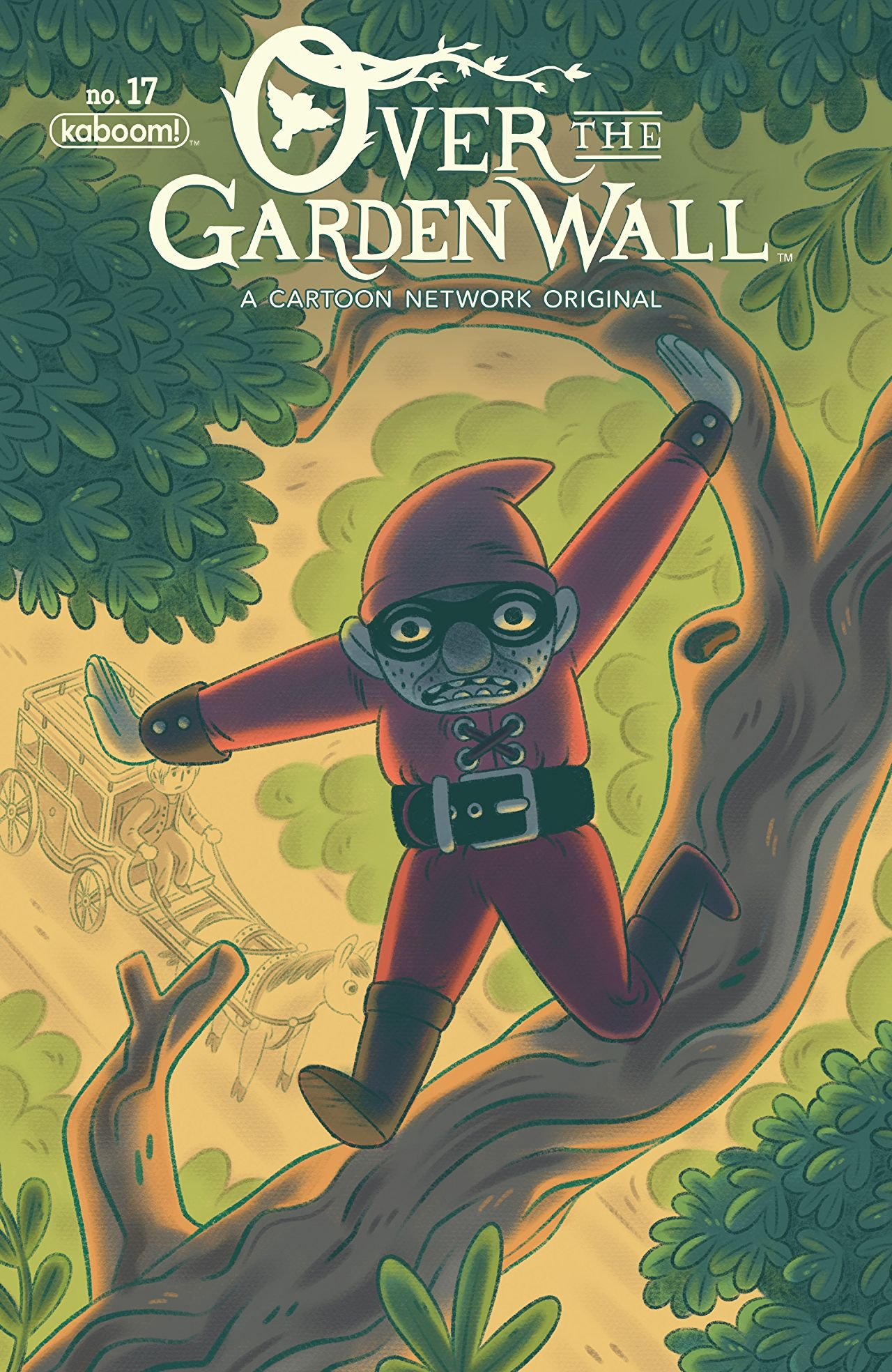 Image - OtGW Ongiong Issue 17.jpg | Over the Garden Wall Wiki ...