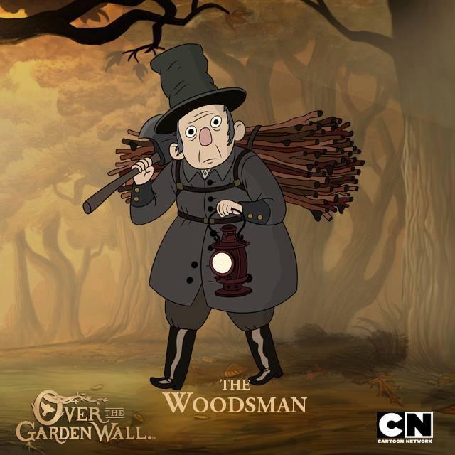 Woodsman Over The Garden Wall Wiki Fandom Powered By Wikia
