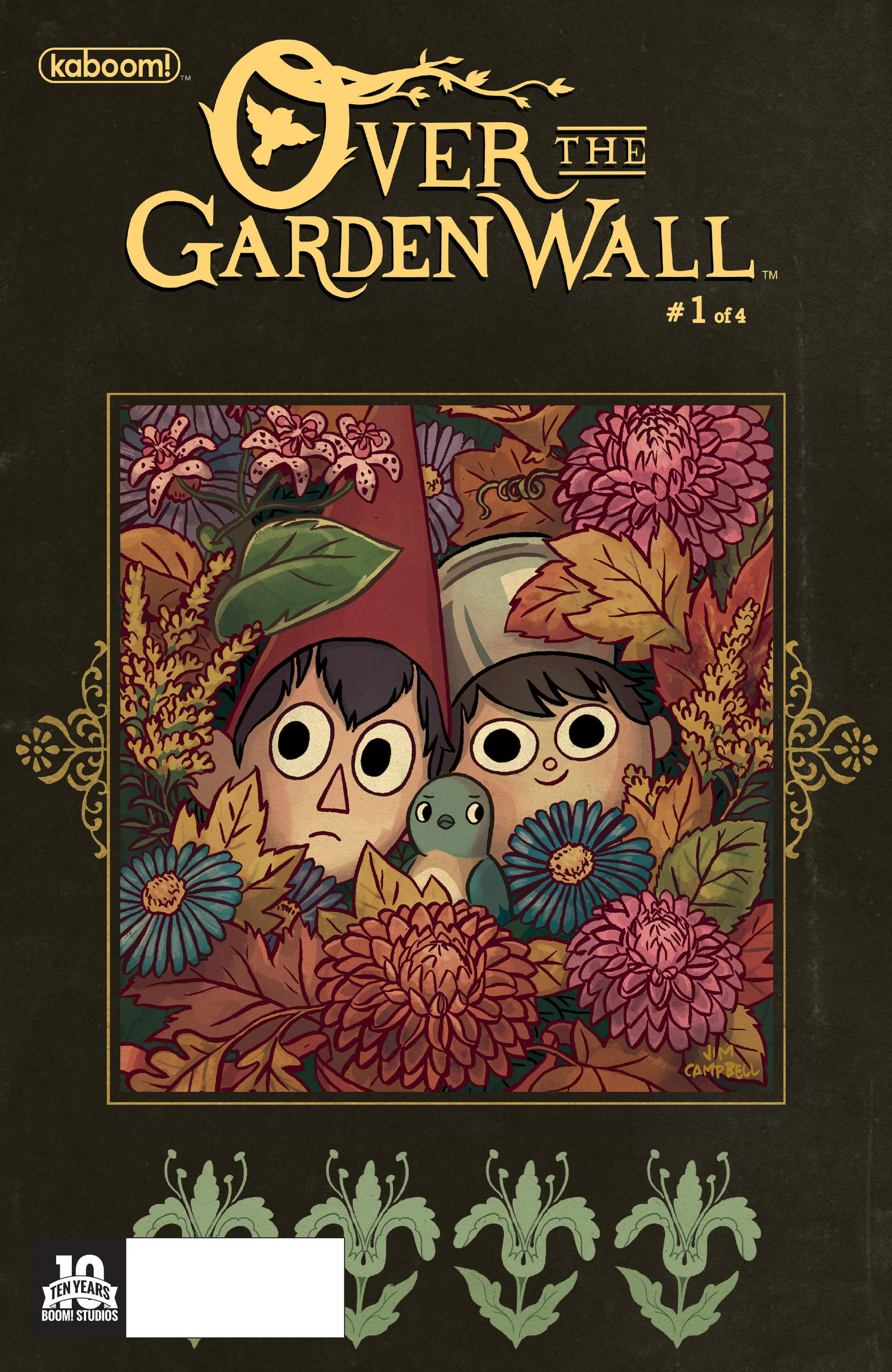 Issue 1 | Over the Garden Wall Wiki | FANDOM powered by Wikia