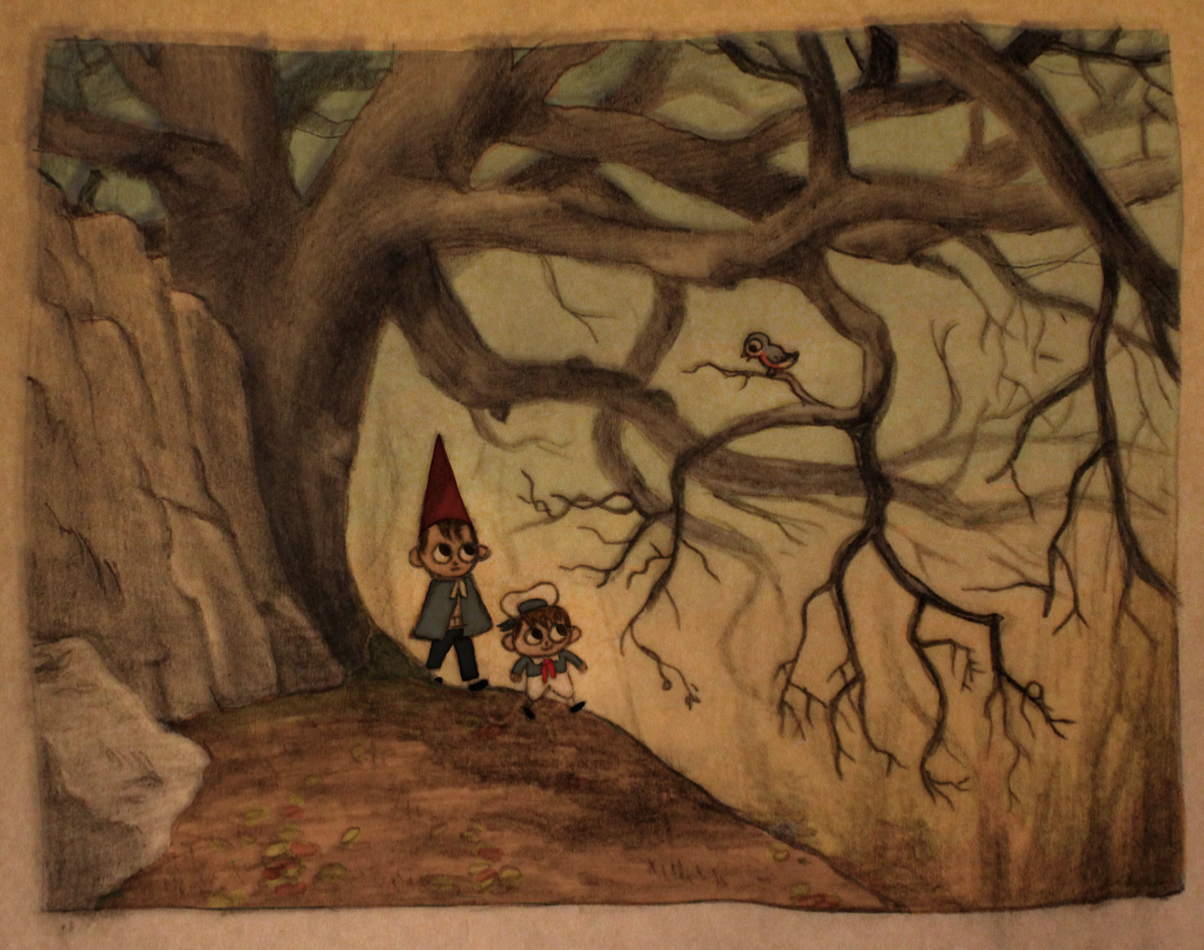 Image - Tumblr nepea7PCzi1u38sj2o1 1280.png | Over the Garden Wall ...