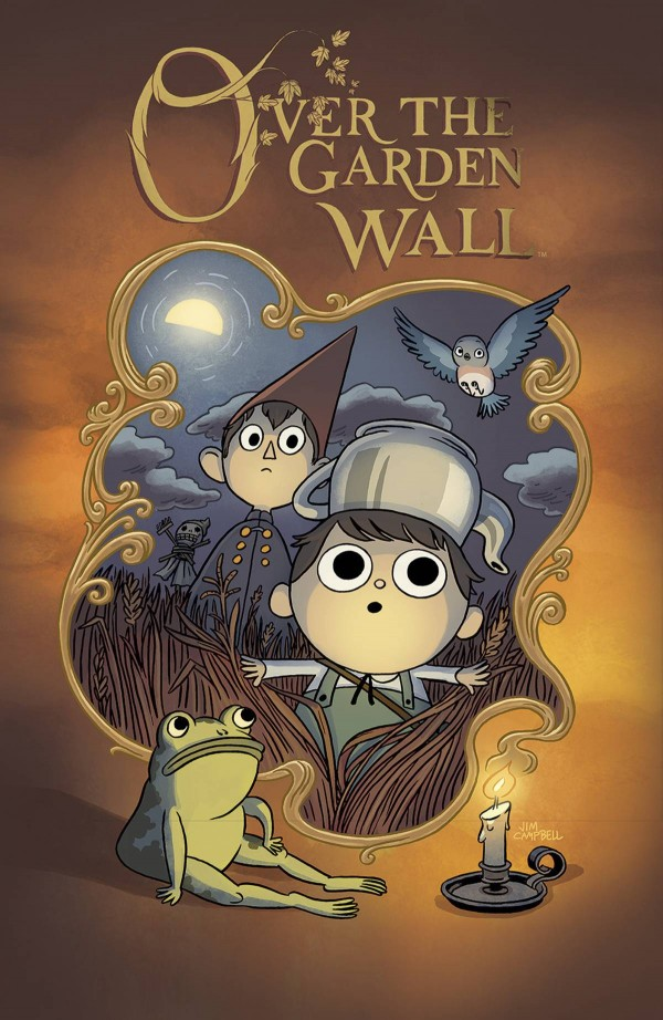 Over The Garden Wall Comics Series Over The Garden Wall Wiki